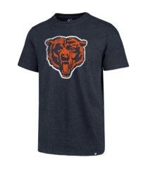 '47 brand men's chicago bears throwback club t-shirt
