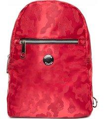 mochila roja tropea loreley