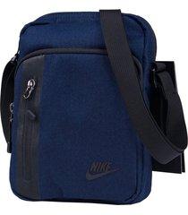 bolso nike tech small items - azul