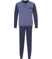 heren pyjama robson 27192-705-4-3xl/58