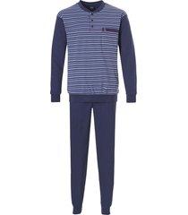 heren pyjama robson 27192-705-4-xxl/56