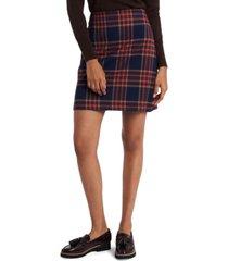 riley & rae ashton plaid pencil skirt, created for macy's