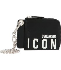 dsquared2 icon wallet