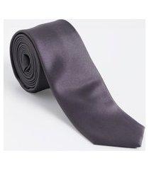 gravata slim lisa | preston field | cinza | u