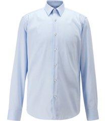 boss men's eliott regular-fit shirt