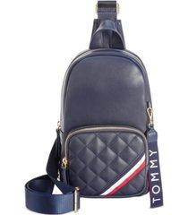 tommy hilfiger sofia sling backpack