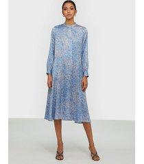 norr lennon dress loose fit dresses