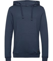 bamboo hoodie hoodie trui blauw resteröds