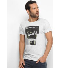 camiseta forum new season masculina