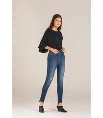 calca leboh jegging cos intermediario bolso reserva jeans jeans - jeans - feminino - dafiti