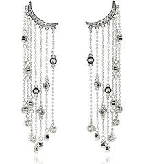 federica tosi designer earrings, big rain earrings