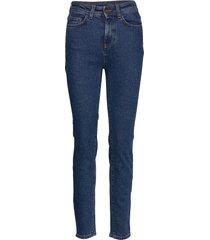 rodebjer viktoria slimmade jeans blå rodebjer
