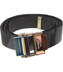 off-white industrial buckle belt