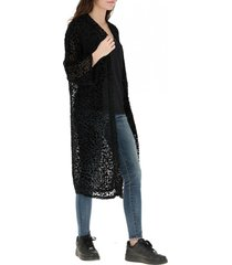 kimono fiesta negro black nitro spots humana