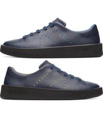 camper twins, sneaker uomo, blu , misura 46 (eu), k100576-001