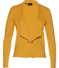 cardigan stile blazer (oro) - bpc selection