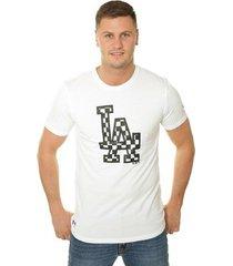 t-shirt korte mouw new-era camiseta para hombre mbl infill logo