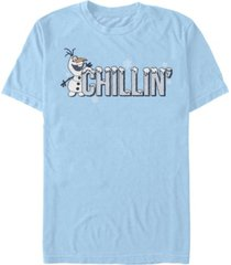 fifth sun men's chillin short sleeve crew t-shirt