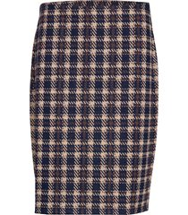 skirt medium length classic kort kjol multi/mönstrad betty barclay