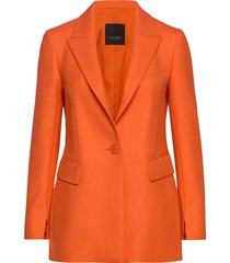 3596 - keiko single p blazer colbert oranje sand