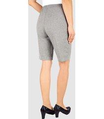 mjuka shorts med midjeresår dress in grå