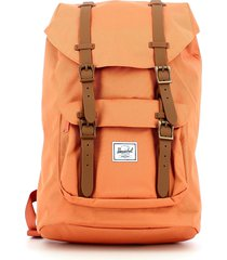 herschel designer backpacks, orange backpack