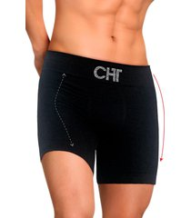 boxer rugby hombre negro cht