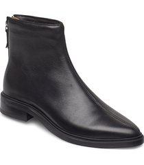 prime ankle boot shoes boots ankle boots ankle boot - flat svart royal republiq