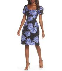 women's mark + james by badgley mischka floral brocade dress
