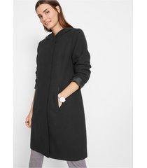korte coat met capuchon