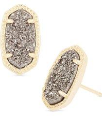 kendra scott stone stud earrings