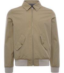 a.p.c gaspard jacket   beige   h02588-baa