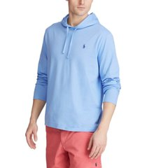 polo ralph lauren men's cotton jersey hoodie t-shirt