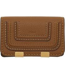 tan small marcie wallet