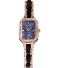 orologio da donna con quadrante a conchiglia trendy orologio al quarzo quadrato da uomo in acciaio inossidabile