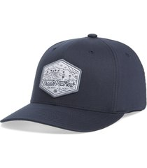 men's travismathew irregular baseball cap -