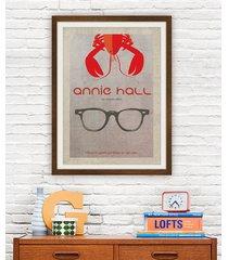 annie hall - woody allen - plakat 50x70 cm