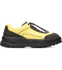 camper lab kiko kostadinov, sneaker uomo, giallo , misura 46 (eu), k100455-003