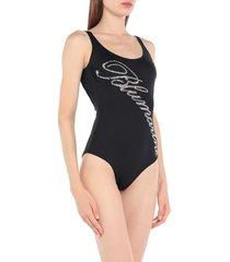 blumarine beachwear one-piece swimsuits