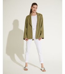 blazer verde portsaid lino ohnest