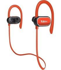 audífonos bluetooth deportivo a prueba de agua con mic - rojo