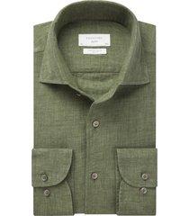 groen overhemd profuomo