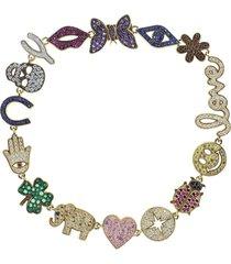 15th anniversary multicolor bracelet