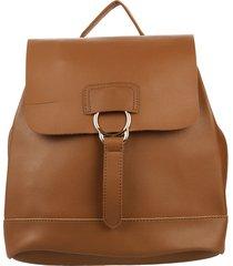 mochila marrón nuevas historias