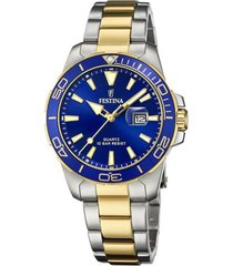 reloj boyfriend collection azul festina