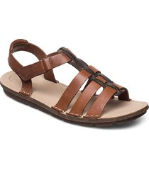 blake jewel shoes summer shoes flat sandals brun clarks