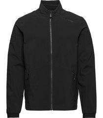 race lightweight jacket tunn jacka svart sail racing