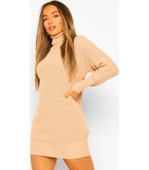petite sweatshirt jurk met col, rose