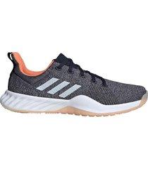 zapatilla azul adidas solar lt trainer