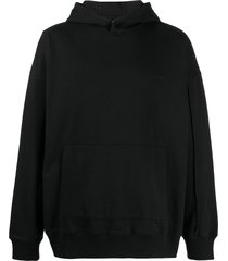 a-cold-wall* dissection pullover hoodie - black